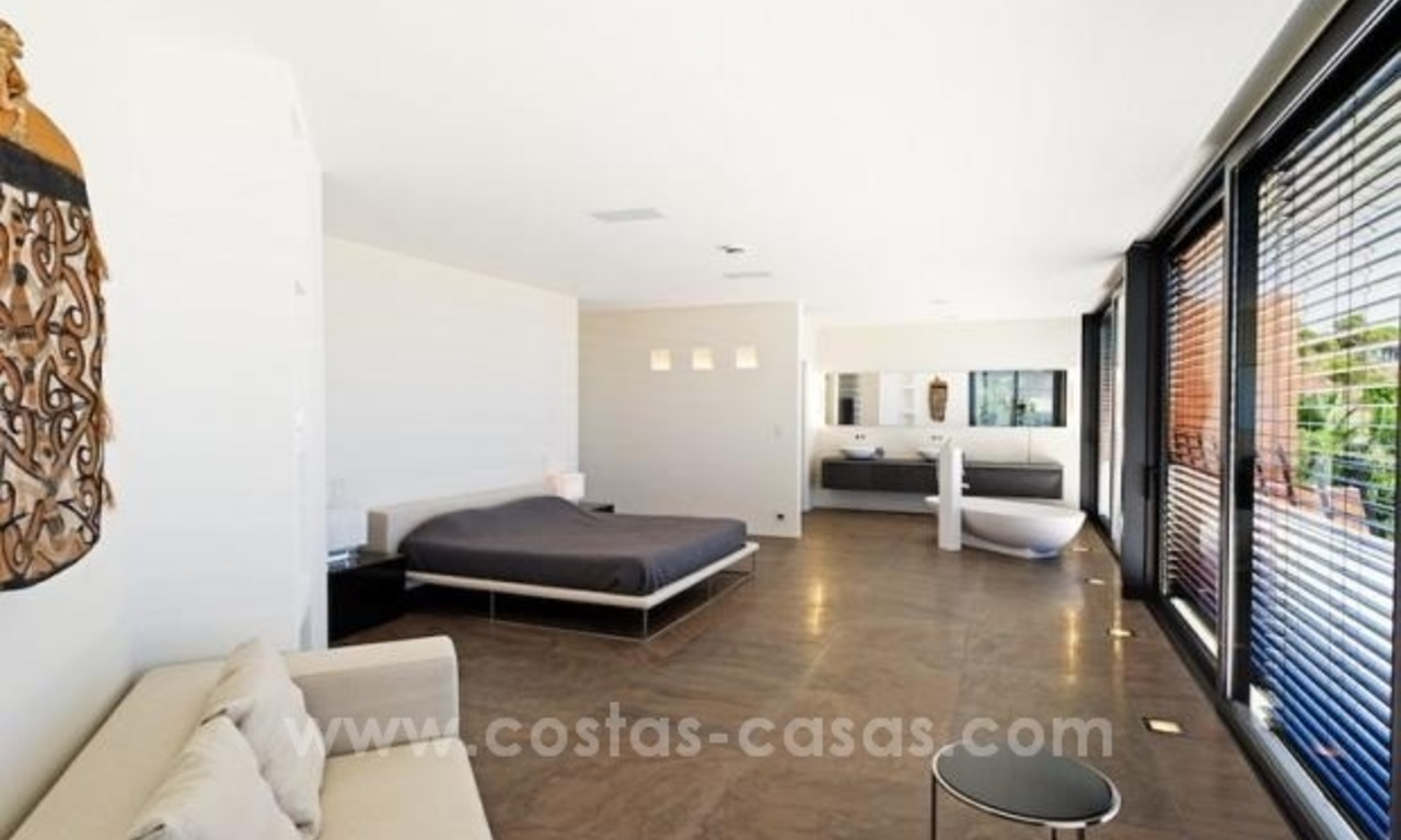 Ultra Modern Designer Villa for sale in Benahavis - Marbella 20
