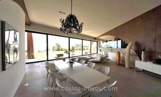 Ultra Modern Designer Villa for sale in Benahavis - Marbella 14
