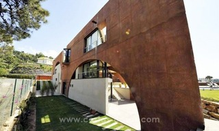 Ultra Modern Designer Villa for sale in Benahavis - Marbella 12