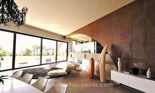Ultra Modern Designer Villa for sale in Benahavis - Marbella 16