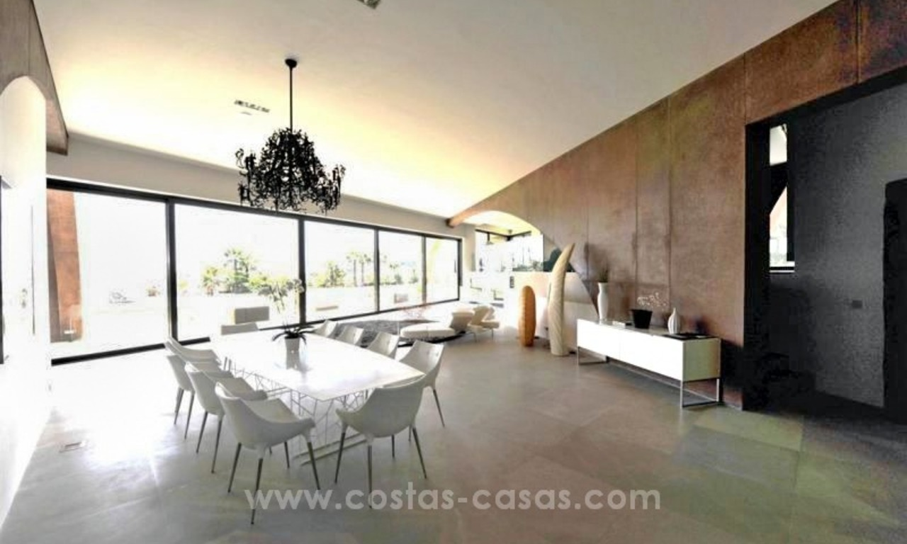 Ultra Modern Designer Villa for sale in Benahavis - Marbella 17