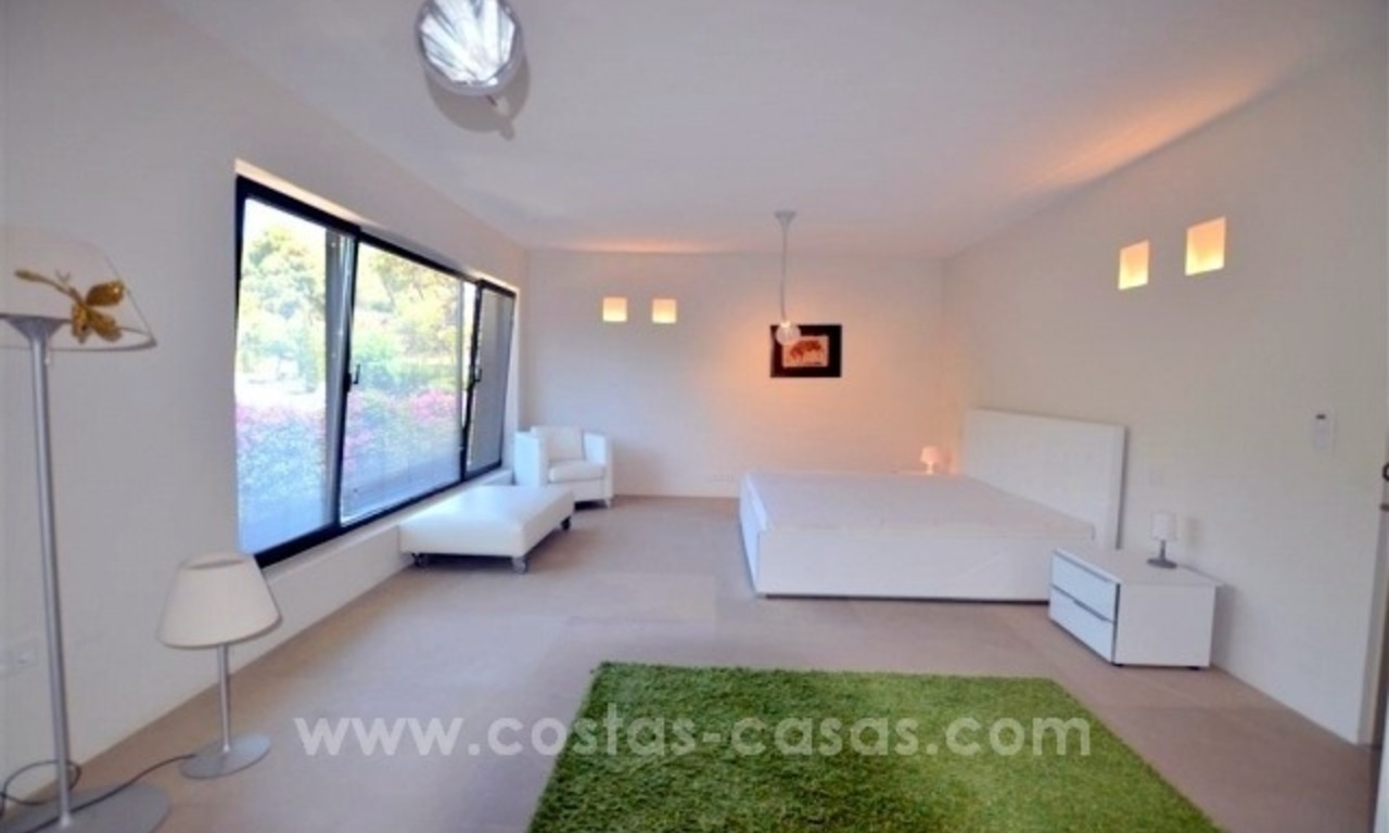 Ultra Modern Designer Villa for sale in Benahavis - Marbella 24