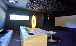 Ultra Modern Designer Villa for sale in Benahavis - Marbella 28