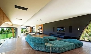 Ultra Modern Designer Villa for sale in Benahavis - Marbella 31