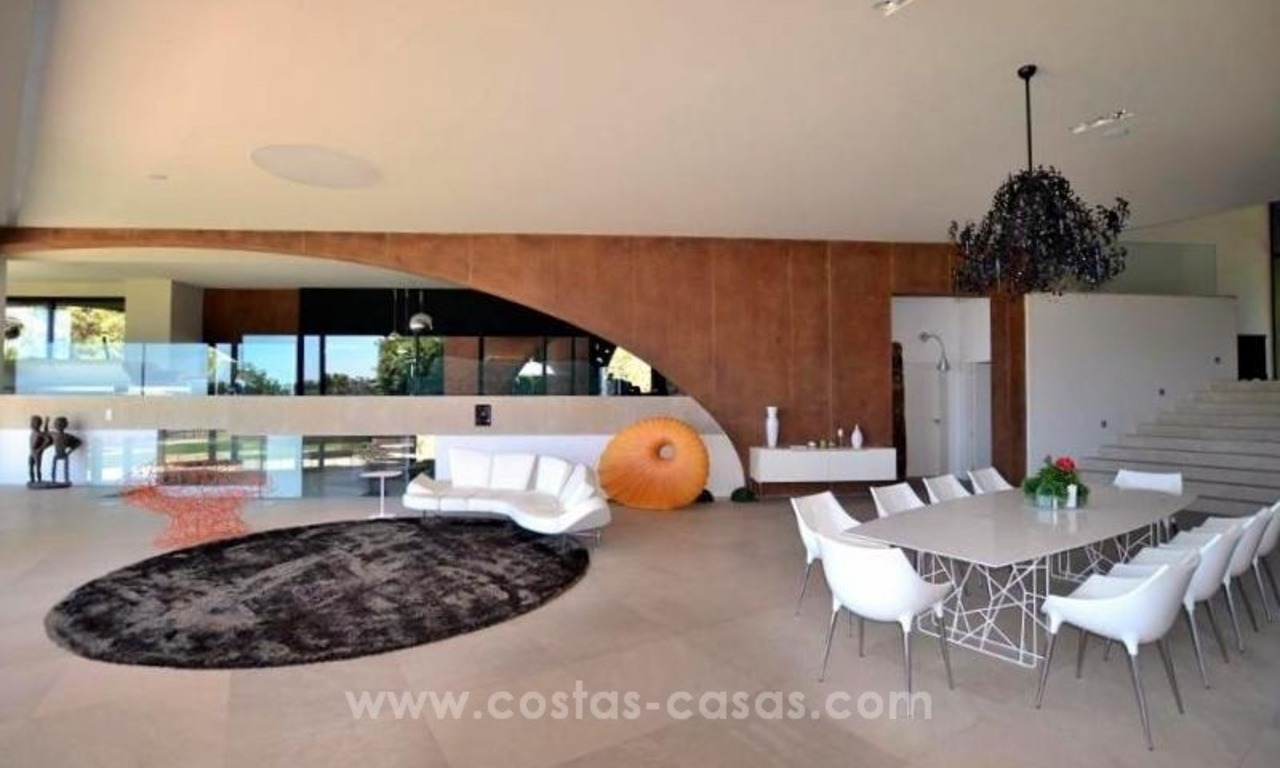 Ultra Modern Designer Villa for sale in Benahavis - Marbella 32