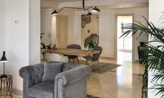 Luxury apartments for sale in the exclusive area of Sierra Blanca, Marbella 6