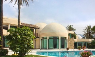 Front Line Beach Palace for sale on The Golden Mile, Marbella 3