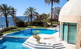 Front Line Beach Palace for sale on The Golden Mile, Marbella 0