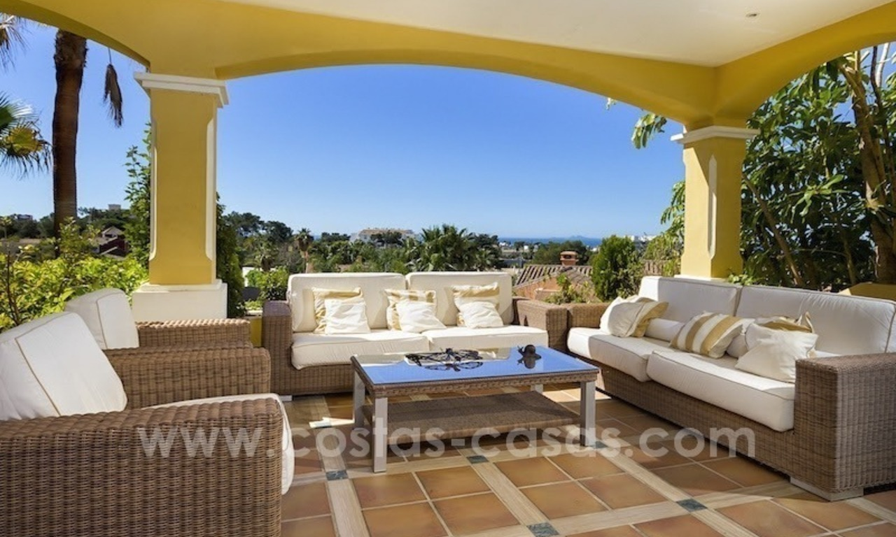 Beautiful and luxurious Villa for sale - Marbella East 3