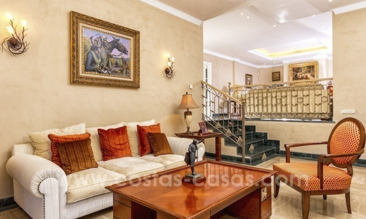 Beautiful and luxurious Villa for sale - Marbella East 8