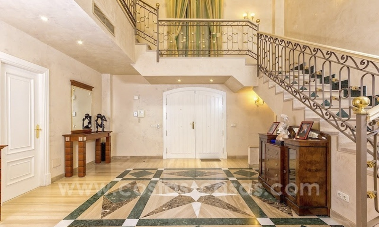 Beautiful and luxurious Villa for sale - Marbella East 14