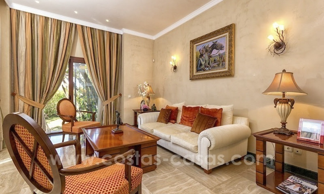 Beautiful and luxurious Villa for sale - Marbella East 9