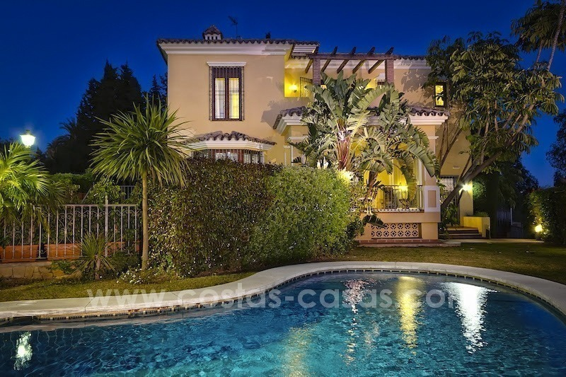 Beautiful and luxurious Villa for sale - Marbella East