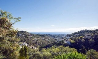 Villa for sale in Benahavis - Marbella: El Madroñal estate on a 11.000m2 flat plot with commanding views 1