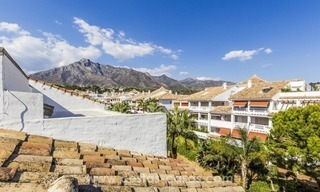 Penthouse in first line beach for sale, on the Golden Mile of Marbella 1