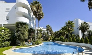 Apartments and penthouses for sale in the center of the Golden Mile, just minutes from the center of Marbella 0