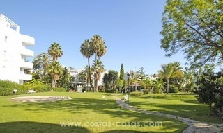 Apartments and penthouses for sale in the center of the Golden Mile, just minutes from the center of Marbella 2