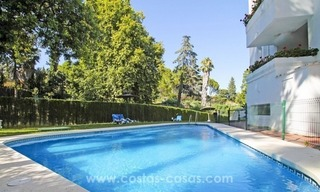 Apartments and penthouses for sale in the center of the Golden Mile, just minutes from the center of Marbella 3