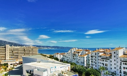 Fabulous Apartment With Sea Views for sale in Central Puerto Banus, Marbella