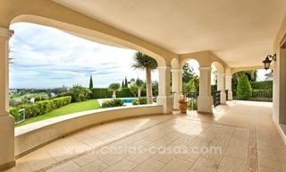 Villa with Panoramic views on the New Golden Mile, Marbella - Estepona 7
