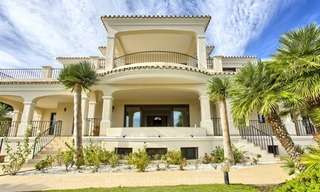 Villa with Panoramic views on the New Golden Mile, Marbella - Estepona 2