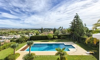 Villa with Panoramic views on the New Golden Mile, Marbella - Estepona 5