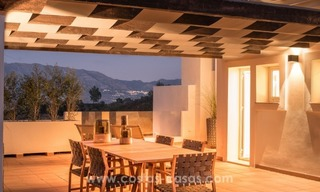 New luxury Andalusian style apartments for sale in Marbella 4