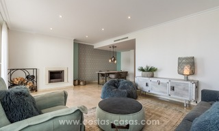 New luxury Andalusian style apartments for sale in Marbella 11