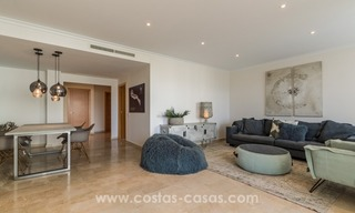 New luxury Andalusian style apartments for sale in Marbella 10