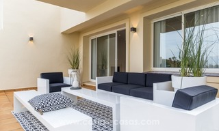 New luxury Andalusian style apartments for sale in Marbella 13