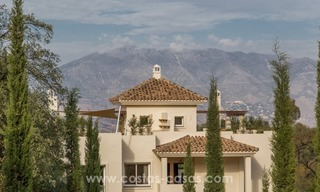 New luxury Andalusian style apartments for sale in Marbella 2