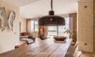 New luxury Andalusian style apartments for sale in Marbella 26