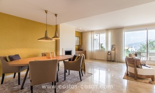 New luxury Andalusian style apartments for sale in Marbella 15
