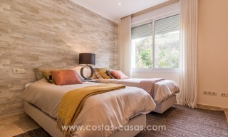 New luxury Andalusian style apartments for sale in Marbella 17
