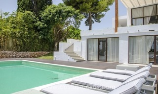 Renovated Modern villa for sale on the Golden Mile, Marbella 3