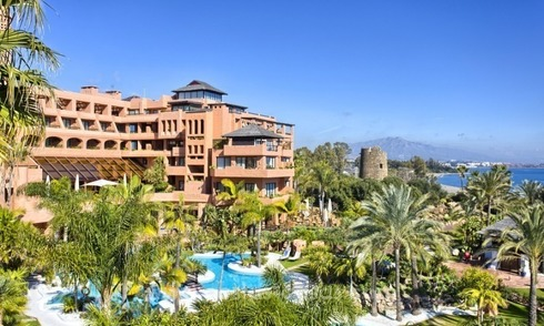 Presidential Penthouse apartment for sale in Kempinski Hotel, Marbella - Estepona