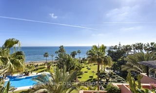Presidential Penthouse apartment for sale in Kempinski Hotel, Marbella – Estepona 1
