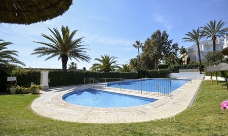 Beachside Townhouse for sale on the Golden Mile, Marbella 2