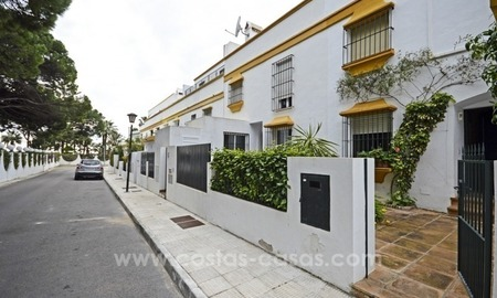 Beachside Townhouse for sale on the Golden Mile, Marbella 3