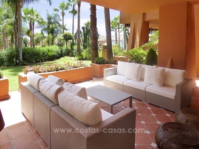 Luxury Apartment For Sale Near Puerto Banus Nueva Andalucia Marbella