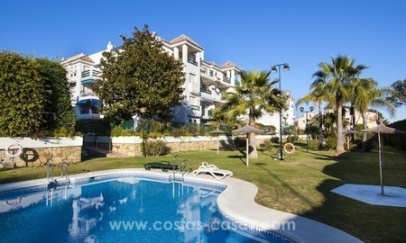Bargain apartment for sale near Puerto Banus, Marbella