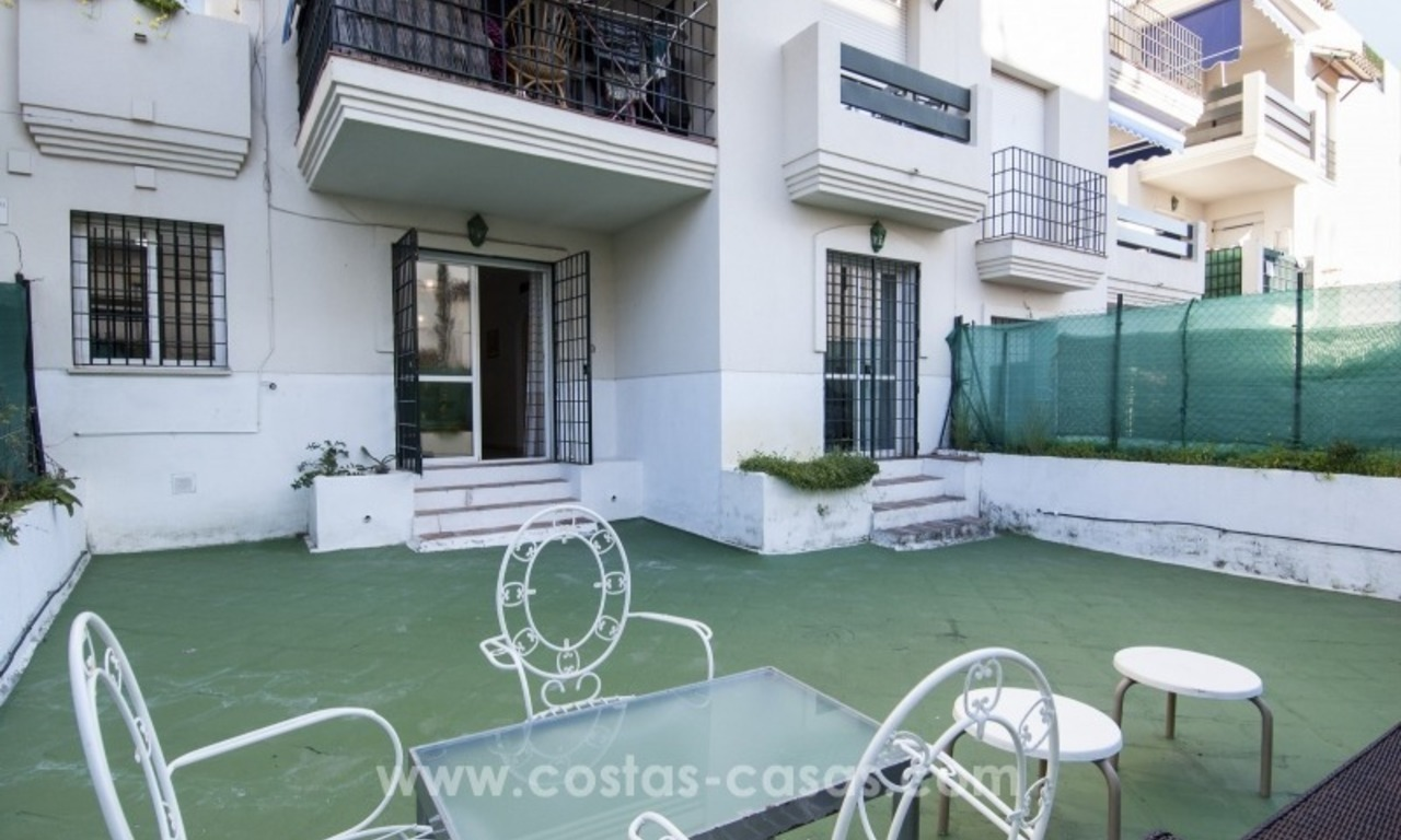 Bargain apartment for sale near Puerto Banus, Marbella 2