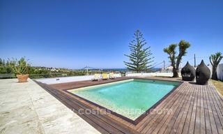 Contemporary renovated villa for sale, New Golden Mile, Marbella - Estepona 2