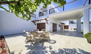 Contemporary renovated villa for sale, New Golden Mile, Marbella - Estepona 6