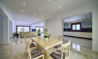 Contemporary renovated villa for sale, New Golden Mile, Marbella - Estepona 13
