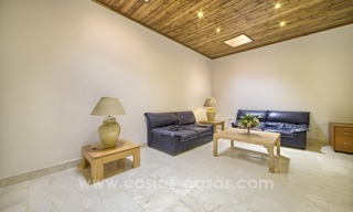 Contemporary renovated villa for sale, New Golden Mile, Marbella - Estepona 15