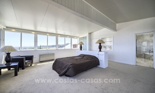 Contemporary renovated villa for sale, New Golden Mile, Marbella - Estepona 17