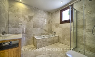 Contemporary renovated villa for sale, New Golden Mile, Marbella - Estepona 24
