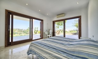 Contemporary renovated villa for sale, New Golden Mile, Marbella - Estepona 22