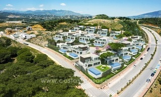 New modern detached villas for sale in La Cala de Mijas, Costa del Sol 2